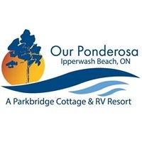 Our Ponderosa -A Parkbridge Cottage and RV Resort