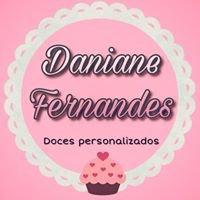 Daniane Fernandes - Doces Personalizados
