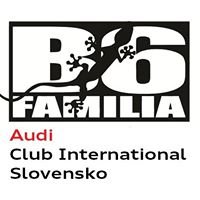 B6 Familia - Audi Club International Slovensko