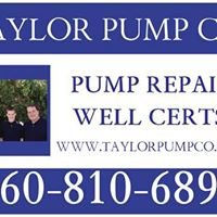 Taylor Pump and Well Company