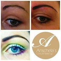 Anschela's Conture Make up