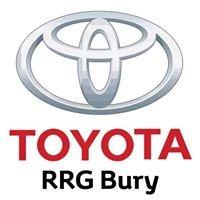 RRG Bury Toyota