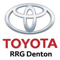 RRG Denton Toyota