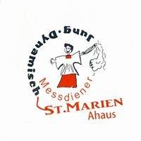 Messdiener St. Marien Ahaus