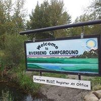 Riverbend Campground Okotoks