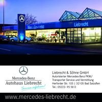 Liebrecht & Söhne Gmbh Mercedes-Benz Partner