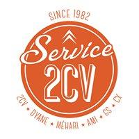 Service 2cv