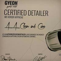 A.A Clean & Care Car Valeting Centre
