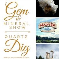World Championship Quartz Crystal Dig
