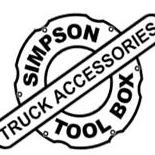 Simpson Toolbox & Truck Accessories