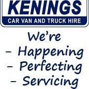 Kenings Car Van and Truck Hire