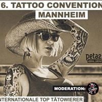 Mannheimer Tattoo Convention
