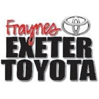 Frayne's Exeter Toyota