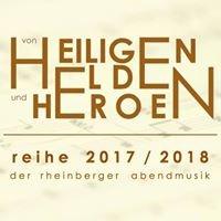 Rheinberger Abendmusik - Konzerte an St. Peter/Rheinberg