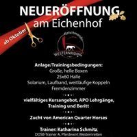 Katschmandu Trainingstable am Eichenhof
