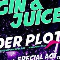 Gin & Juice - Hip Hop Party in Düsseldorf