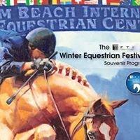 Winter Equestrian Festival Souvenir Program