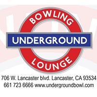 The Underground Bowling Lounge