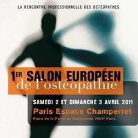1er Salon Europeen de L'Osteopathie