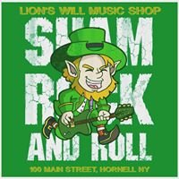 Lion's Will Music Shop