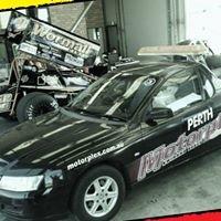 Perth Motorplex Firecrew