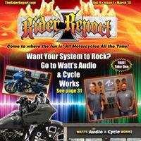 The Rider Report Magazine