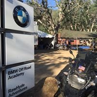 Rawhyde Adventures BMW offroad academy