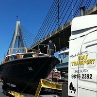 Mark Anderson's Boat Transport