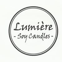 Lumiere Soy Candles