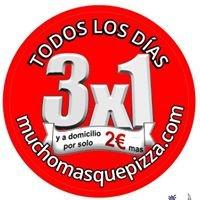 Mucho+que pizza Albacete