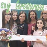 Teresianas de Valladolid. Colegio Santa Teresa de Jesús