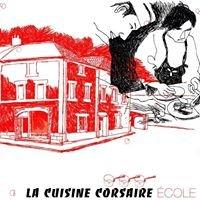 Cuisine Corsaire - École
