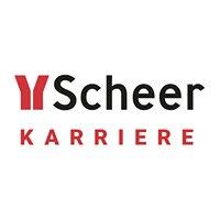 Scheer Karriere