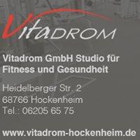 Vitadrom Fitnessstudio