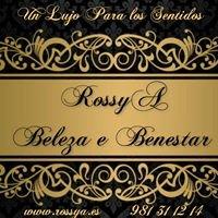 """RossyA """"estilismo, belleza y bienestar"""""""