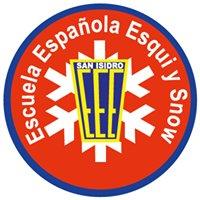 Escuela Española de Esquí y Snowboard de San Isidro