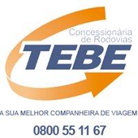 Concessionária de Rodovias TEBE S/A