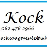 Gawie de Kock Furniture