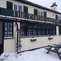 Parish Lantern