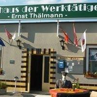 Klubhaus der Werktätigen , Ostalgiekantine