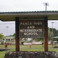 Pahoa High and Intermediate School Student Body Government