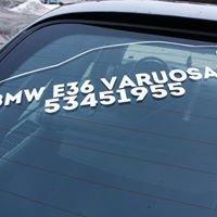 BMW E36 Varuosad