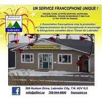 Association Francophone du Labrador