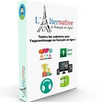L'Alternative - école et atelier de Français en ligne