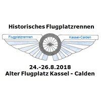 Historisches Flugplatzrennen Kassel-Calden