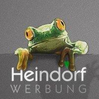 Heindorf Werbung