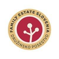 Združenje družinskih vinogradnikov-vinarjev Slovenije / Family Estates
