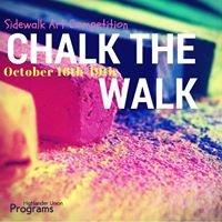 UCR CHALK THE WALK