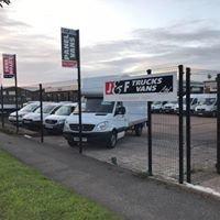 J&f trucks & vans ltd
