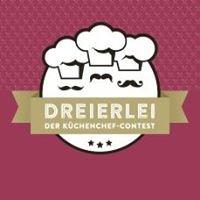 Dreierlei - der Küchenchef-Contest